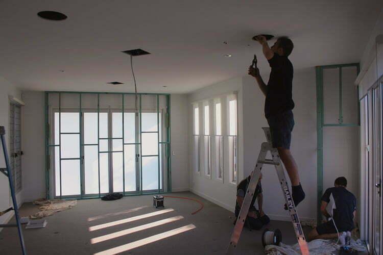Building Home Theatre